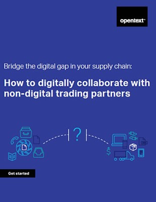 Bridge the Digital Gap in Your Supply Chain