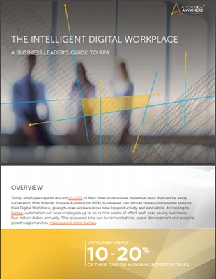 The Future of the Intelligent Digital Workplace