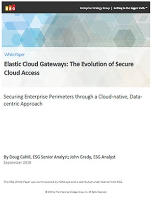 Secure Your Business Network Perimeters With Elastic Cloud Gateways