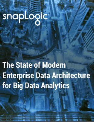The State of Modern Enterprise Data Architecture for Big Data Analytics