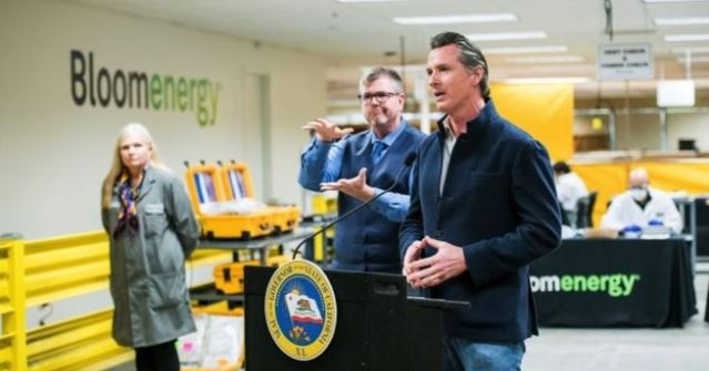 Tech Firm, Bloom Energy to Deliver 170 Repaired Ventilators to Los Angeles