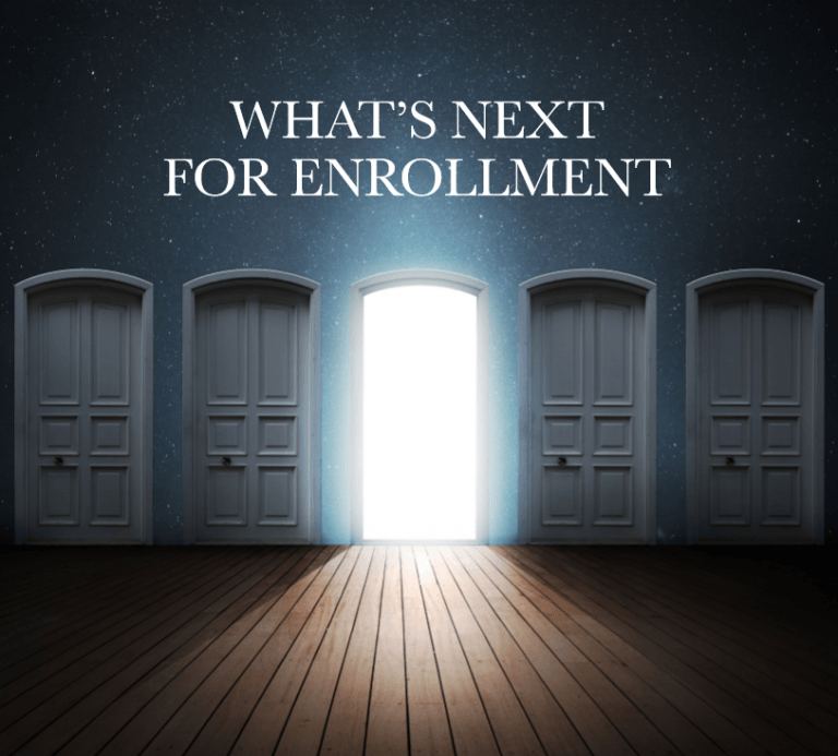Challenges and Solutions for American Higher Education Enrollment