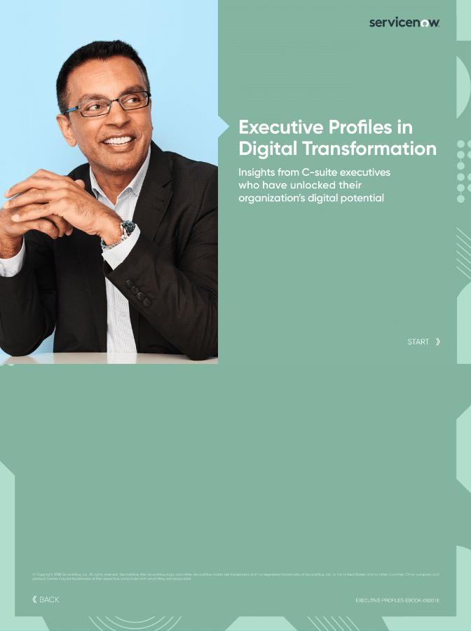 C-Level Executive Insights on Digital Transformation Strategies