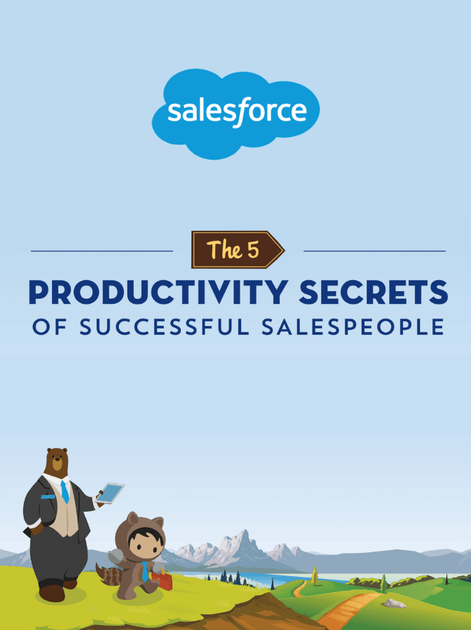 5 Sales Secrets Used by Successful Salespeople to Boost Productivity