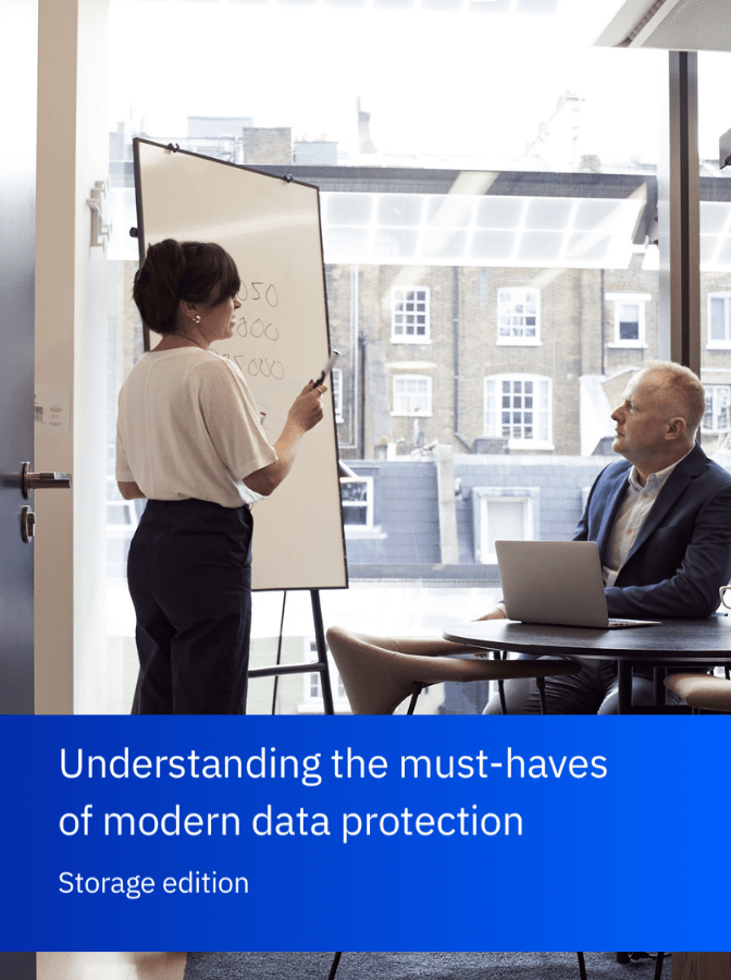 How Modern Data Protection Can Drive Business Continuity?