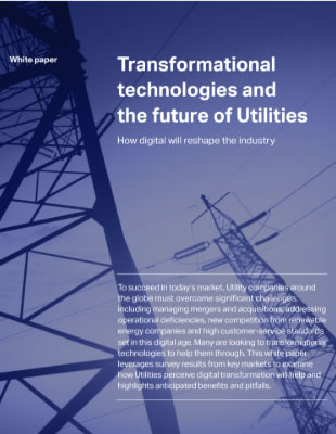 Transformational Technologies and the Future of Utilities
