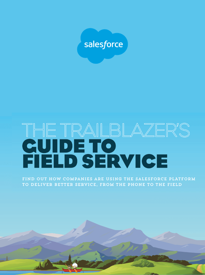 The Formula For Delivering an Efficient Field Service