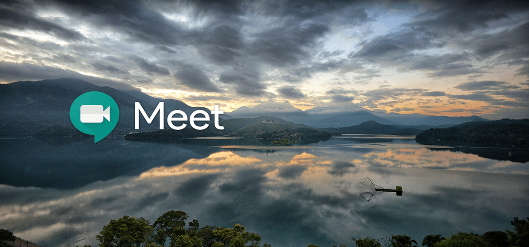 Guided Steps to Conduct Meetings on Google Meet
