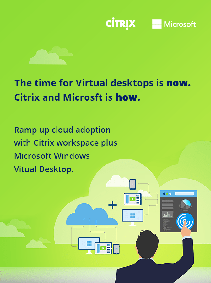 Most Organizations Have Shifted to Virtual Desktop Today and You?