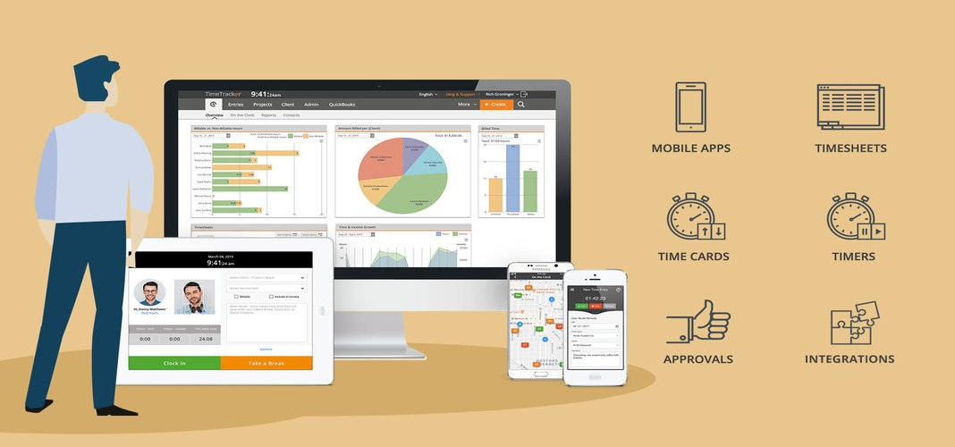 Ultimate List of Top 10 Automated Time Tracking Software Platforms