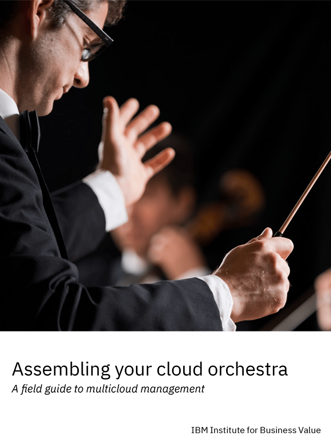 Assembling Your Cloud Orchestra: A Field Guide to Multi-Cloud Management