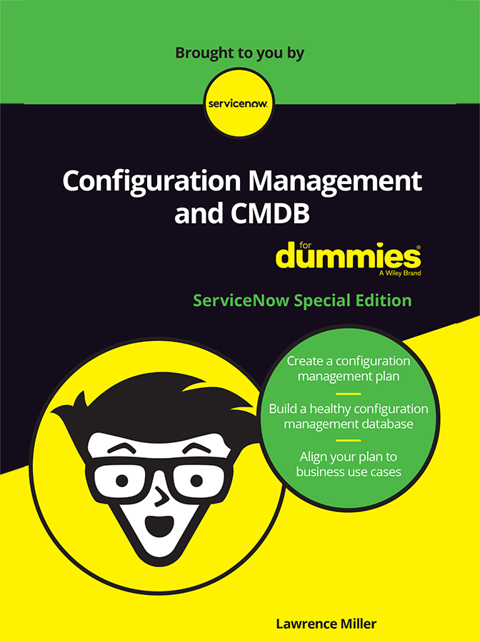 ServiceNow's Essential Guide to Configuration Management
