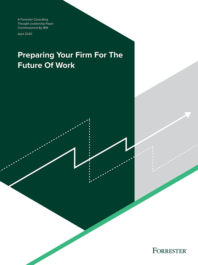 Prepare Your Firm For the Future of Work With Intelligent Automation