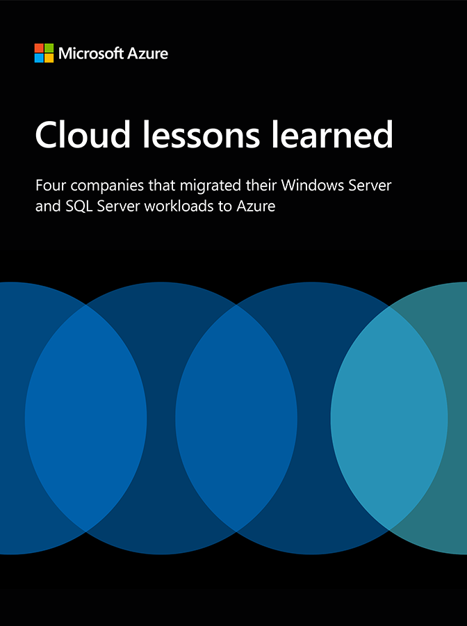 Cloud Migration: Top 4 Lessons Learned from Thought Leaders