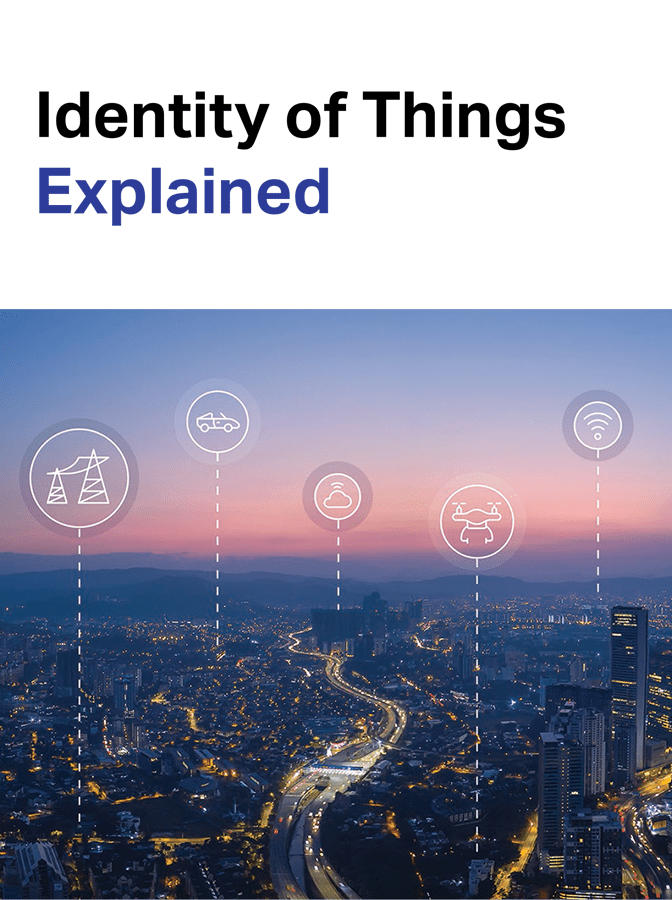 OpenText Special Edition on Identity of Things