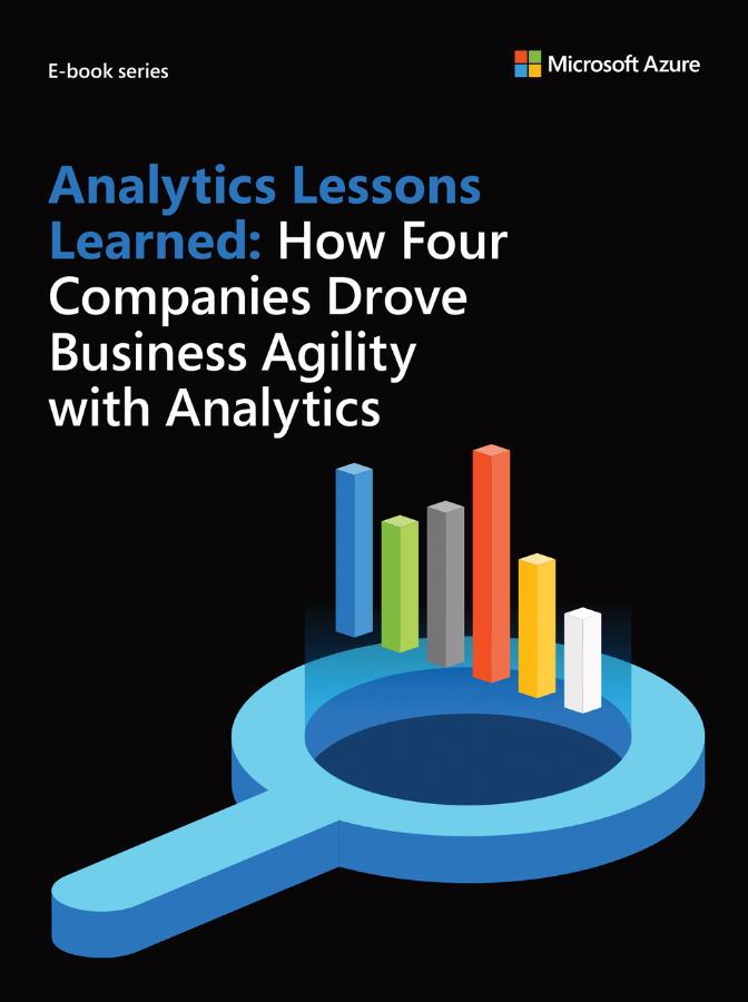 How 4 Companies Achieved Agility Success With Azure Synapse Analytics