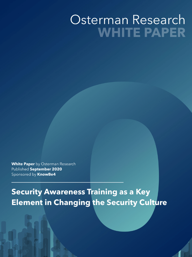 Leverage Organizational Change to Build a Strong Security Culture Today