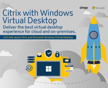 Citrix with Windows Virtual Desktop